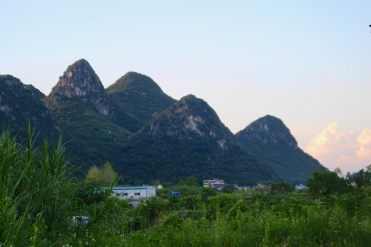 Yangshuo Chine Break and Trek _2017_14