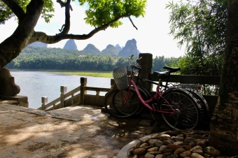Yangshuo Chine Break and Trek _2017_3