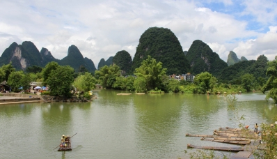 Yangshuo Chine Break and Trek _2017_5