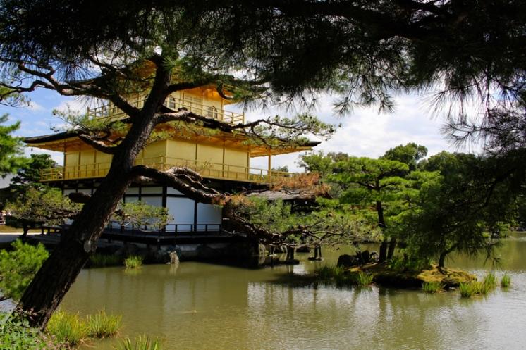 Pavillon d'Or Kyoto Japon Break and Trek_2017_11