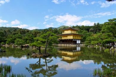 Pavillon d'Or Kyoto Japon Break and Trek_2017_3
