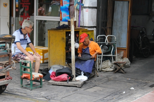 Shanghai Chine Break and Trek _2017_10