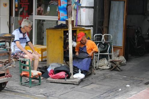 Shanghai Chine Break and Trek _2017_10