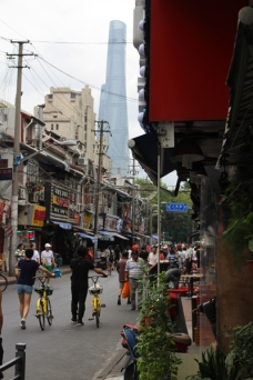 Shanghai Chine Break and Trek _2017_9