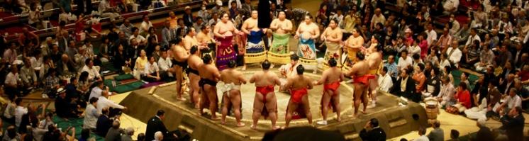 Sumo Tokyo Japon Break and Trek 2017_11