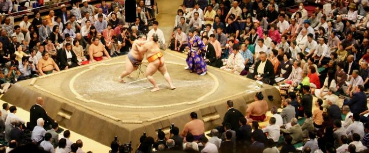 Sumo Tokyo Japon Break and Trek 2017_16