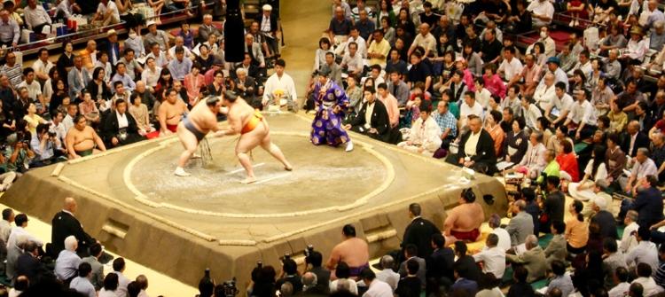 Sumo Tokyo Japon Break and Trek 2017_17