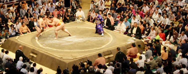 Sumo Tokyo Japon Break and Trek 2017_18