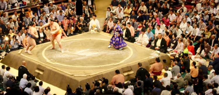 Sumo Tokyo Japon Break and Trek 2017_19