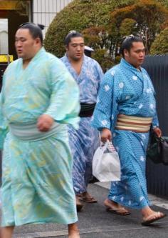 Sumo Tokyo Japon Break and Trek 2017_20