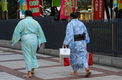 Sumo Tokyo Japon Break and Trek 2017_21