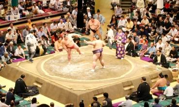 Sumo Tokyo Japon Break and Trek 2017_6