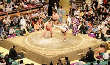 Sumo Tokyo Japon Break and Trek 2017_7