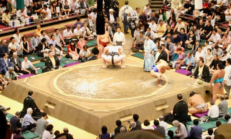 Sumo Tokyo Japon Break and Trek 2017_8