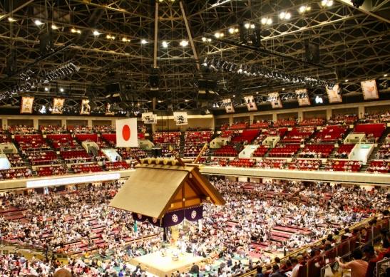 Sumo Tokyo Japon Break and Trek 2017_9
