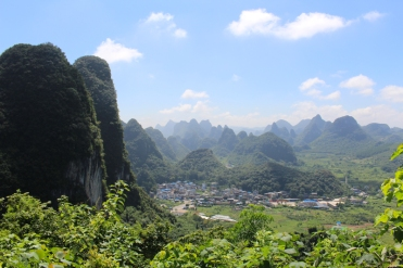 Yangshuo Chine Break and Trek _2017_8