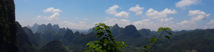 Yangshuo Chine Break and Trek _2017_9