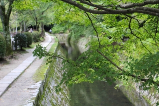 Chemin du Philosophe Kyoto Japon © Break and Trek_2017_11
