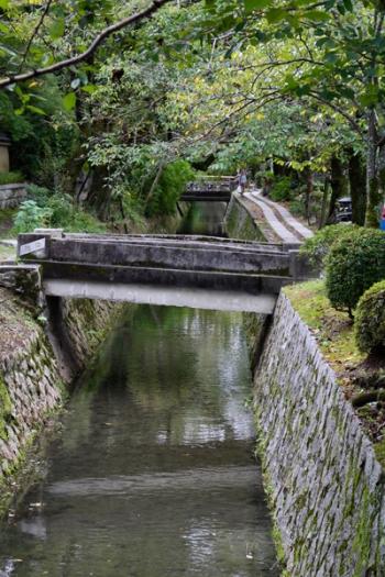 Chemin du Philosophe Kyoto Japon © Break and Trek_2017_7
