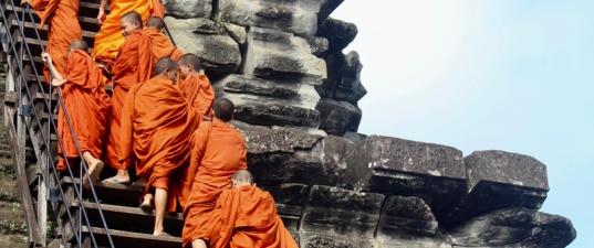 Angkor Vat Cambodge © Break and Trek_2017_3