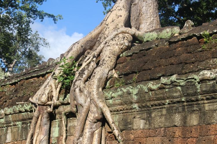 Banteay Srei Cambodge © Break and Trek_2017_4
