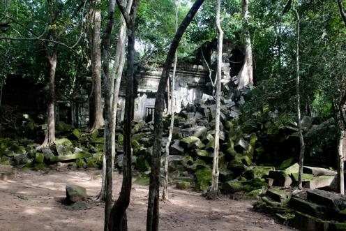 Beng Mealea Cambodge © Break and Trek_2017_2