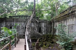 Beng Mealea Cambodge © Break and Trek_2017_7
