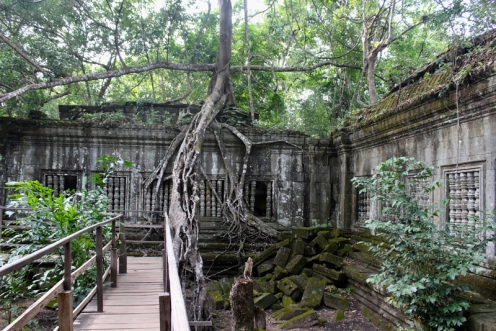 Beng Mealea Cambodge © Break and Trek_2017_7