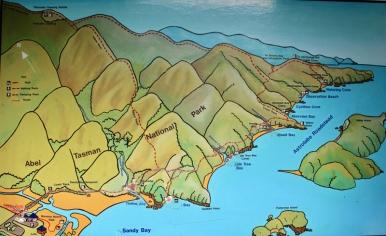 Riwaka - Coastal Track & Inland Track NZ © Break and Trek_2017_8