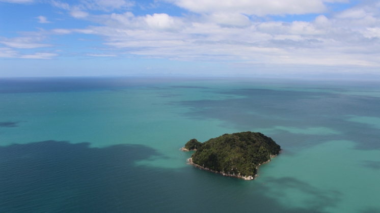 Wakefield - Abel Tasman National Park - Awaroa Bay - Hélicoptère NZ © Break and Trek_2017_1