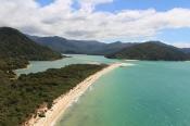 Wakefield - Abel Tasman National Park - Awaroa Bay - Hélicoptère NZ © Break and Trek_2017_2