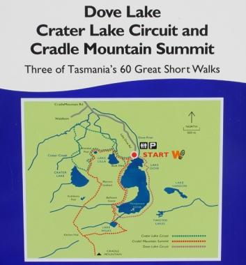 Cradle Mountain Tasmanie © Break and Trek_2018_2