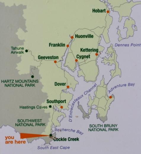 South Cap Tasmanie © Break and Trek_2018_14